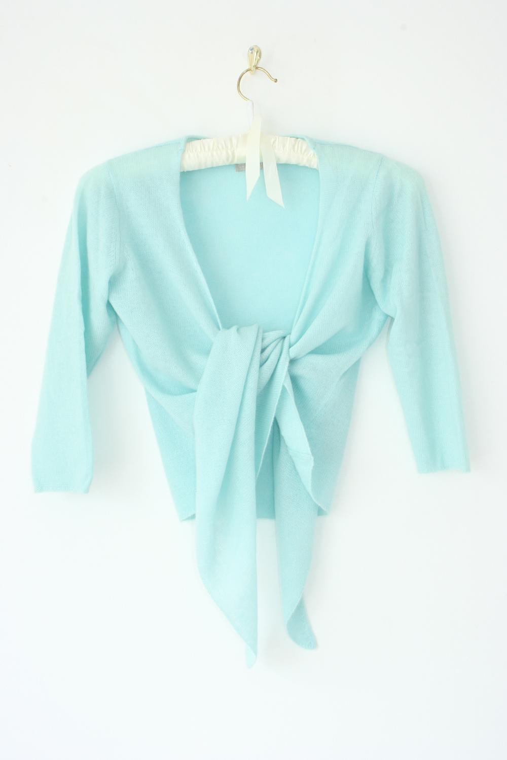 very soft loosely knitted tie cardigan - fits up to size 14, the perfect cover up